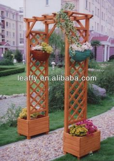 The pergola kits are the easiest and quickest way to build a garden pergola. There are lots of do it yourself pergola kits available to you so that anyone could easily put them together to construct a new structure at their backyard. Diy Pergola, Wooden Pergola Kits, Diy Arbour, Building A Pergola, Wood Pergola, Pergola Plans, Pergola Screens, Outdoor Pergola, Diy Outdoor Wood Projects