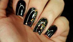 Nails Revolutions by Alicja Fik: BeautyWorld - Mirror Effect Rainbow - folia celofanowa