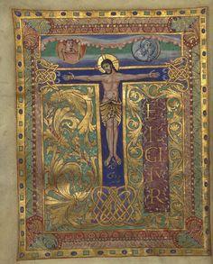Bibliothèque nationale de France, Département des Manuscrits, Latin 1141. Sacramentarium [Sacramentaire de Charles le Chauve (?), frg.]. 869-70