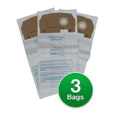 Replacement Vacuum Bag for Eureka 58236A / 158 (Single Pack) Replacement Vacuum Bag