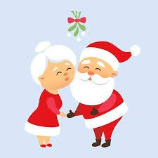 mrs claus cartoon - Google Search