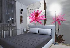 Fotomurales florales on pinterest la web and moda - Ultimas tendencias en decoracion de paredes ...