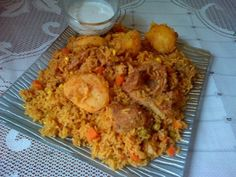 Memon Akni recipe by Najiya posted on 21 Jan 2017 . Recipe has a rating of by 1 members and the recipe belongs in the Rice Dishes recipes category South African Recipes, Indian Food Recipes, Real Food Recipes, Cooking Recipes, Healthy Cooking, Rice Side Dishes, Food Dishes, Main Dishes, Side Dish Recipes