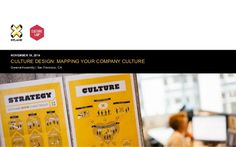 Culture Design: Mapping Your Company Culture