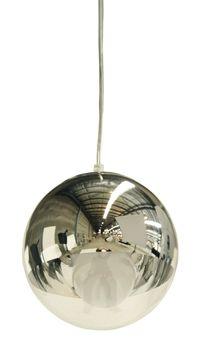 Replica Tom Dixon Mirror Ball Pendant Small main image