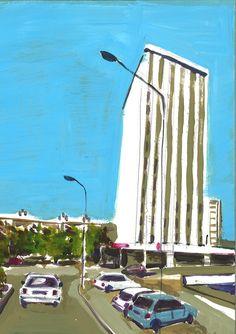 Good art at any price...: A good painting that got away...  http://msguvart.blogspot.com/
