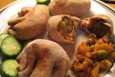 Vegetable Samosas | VegWeb.com, The World's Largest Collection of Vegetarian Recipes