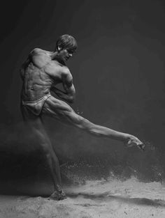 Friedemann Vogel - Stuttgart Ballet - photo by Youn Sik Kim