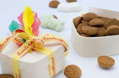 Maak jouw pakjes specialer met het geweven Sint cadeaulint!