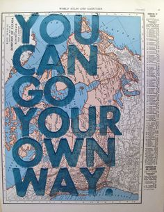 When you #travel, you can go anywhere!