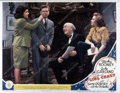 Mickey Rooney Judy Garland film Girl Crazy 35m-4408