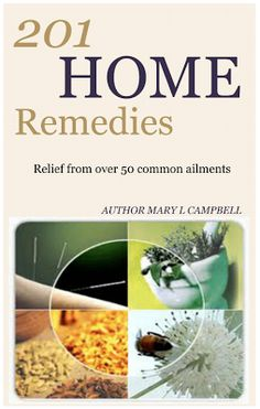 Natural Home Remedies DIY - 201 Recipes for Treating Common Ailments - Free eBook download today!
