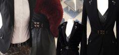 Glam Rock! #diy #style #nieten #studs #selfmade #fashion #black