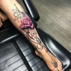 Rosa gema