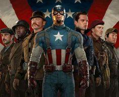 Captain America and the Howling Commandos.