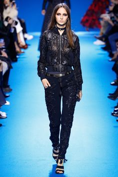 Elie Saab Fall 2016 Ready-to-Wear Fashion Show
