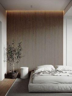 Home Design, Home Interior Design, Home Bedroom, Bedroom Decor, Bedroom Furniture, Design Minimalista, Japanese Interior, Apartment Interior, Minimalist Home