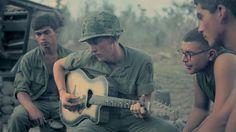 Making music in Vietnam, vietnam veteran news, mack payne