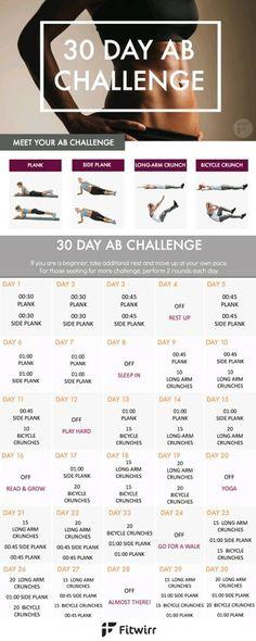 30 days exer
