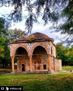 Bali-Bey #Mosque located in Fortress in Niš it is assumed that it was built in 16th century. More info about Fortress in Niš on https://www.wheretoserbia.com #wheretoserbia #Serbia #Travel #Holidays #Trip #Wanderlust #Traveling #Travelling #Traveler #Travels #Travelphotography #Travelph #Travelpic #Travelblogger #Traveller #Traveltheworld #Travelblog #Travelbug #Travelpics #Travelphoto #Traveldiaries #Traveladdict #Travelstoke #TravelLife #Travelgram #Travelingram #Likesforlikes