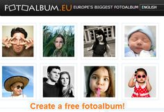 Fotoalbum.eu is a virtual space where you can create your own online fotoalbum. Upload photos and share them with friends and family. Using this online fotoalbum is simple, easy and free. Fotoalbum.eu is the photo sharing website with greatest coverage of European countries and languages online.