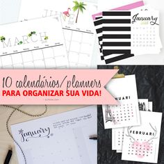 Planners, 1, Crafty, Words, Weather, Organize, Life, February, Organizers