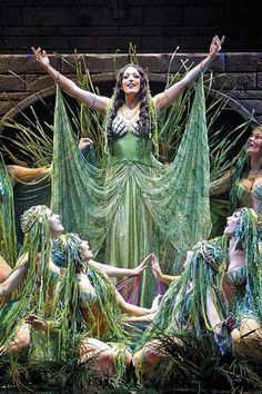 Lady of the Lake - Spamalot  Me in October! Can't wait to do this show