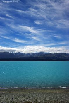 Lakes | New Zealand Photography | Far Beyond Creative