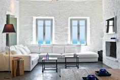 Unique Cliff-Top Home on Serifos Island - Decoholic 2