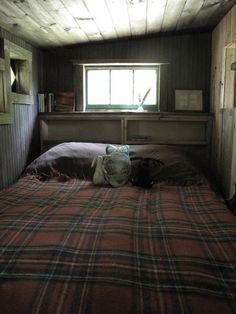 Kim and Jonny's Cabin in the Catskills - Bed