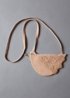bird bag eriko beige pink from April showers