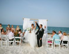 Say I Do On The White Sand Beaches Of Secrets Playa Golf