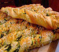Хляб и сол: Пъстри спирали