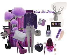 """Viva La Diva"" by rhinestonesandrouge on Polyvore"