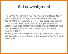 Acknowledgement Letter For Thesis from i.pinimg.com