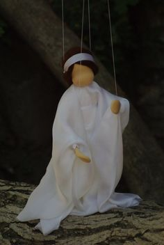 The Waldorf style marionette is the art of magic. These etheric creatures are…