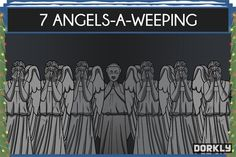 12 Days of Doctor Who - 7 angels-a-weeping