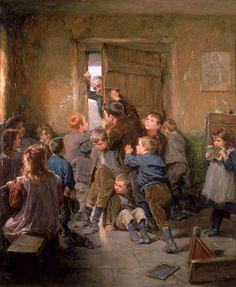Английский художник Ralph Hedley (1851-1913). Обсуждение на LiveInternet - Российский Сервис Онлайн-Дневников