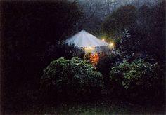 quiero encontrarte en un jardín... luces de luciérnagas iluminando nuestros ojos.