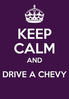 Chevy girl.