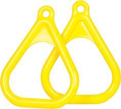 Plastic Trapeze Rings