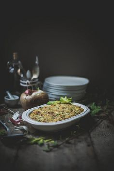 Jalapeño Cornbread & Biscuit Stuffing by Beth Kirby | {local milk}, via Flickr