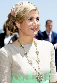 ♥•✿•QueenMaxima•✿•♥...Oct. 31, 2016....Dutch Royal Couple's five days state visit to Australia started