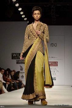 Anand Kabra | Wills Lifestyle India Fashion Week #WIFW 2012