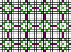Core Memoria Stitch Chart