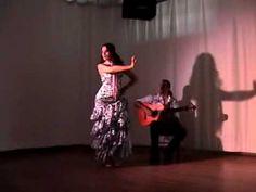 Benjamin Woods (guitar)  Alreen Hurtado (dance)