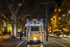 Rizsavi Tamás is a talented self-taught street and cityscape photographer, and train driver from Budapest, Hungary. Budapest Christmas, Tramway, 24 Years Old, Nature Photos, Hungary, Big Ben, Street Photography, Christmas Time, Landscape