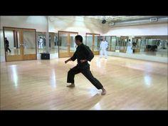 Shorin Ryu -- Wanshu, Wankan -- kata - YouTube