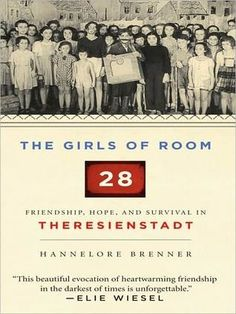 Ladies who survived the concentration camps and have passed through Theresienstadt ( Terezin) Near Prague. These are their stories