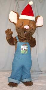 If you take a Mouse. The adorable Cookie Mouse by Laura Numeroff comes alive for audiences with this delightful costume for schools, libraries, and bookstores. Anime Costumes, Carnival Costumes, Character Costumes, Hands On Activities, Mascot Costumes, Book Characters, Fancy Dress, Book Worms, Childrens Books